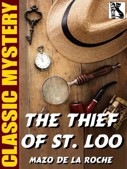 The Thief of St Loo - cover
