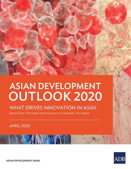 Asian Development Outlook 2020 - What Drives Innovation in Asia? - cover