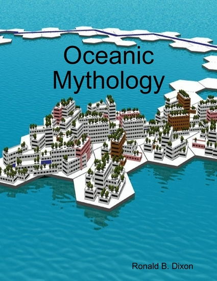 Oceanic Mythology - cover