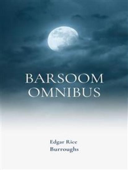 Barsoom Omnibus - cover