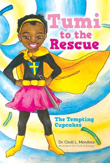 Tumi to the Rescue - The Tempting Cupcakes - cover