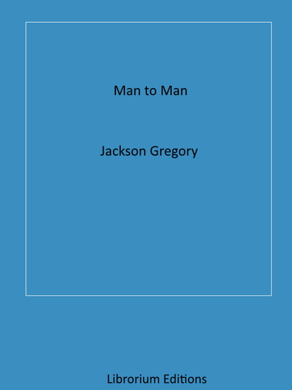 Man to Man - cover