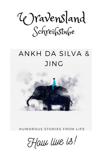 How live is! - Humorous stories from life - cover