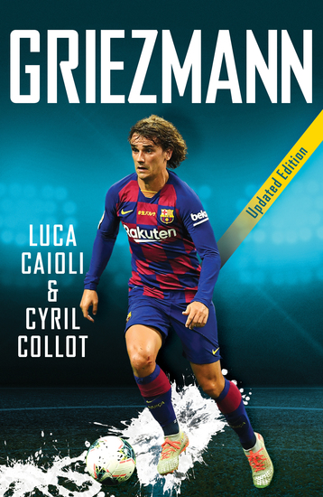 Griezmann - 2020 Updated Edition - cover