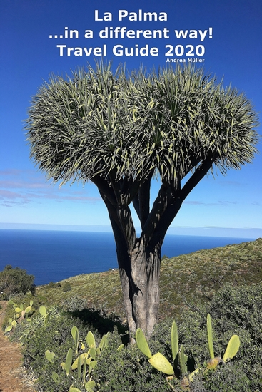 La Palma in a diferent way! Travel Guide 2020 - cover