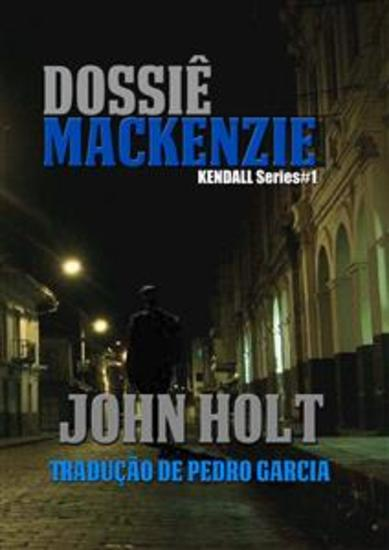 Dossiê Mackenzie - cover