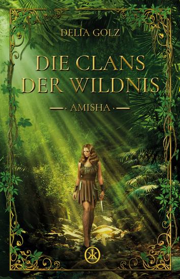 Die Clans der Wildnis - Amisha - cover