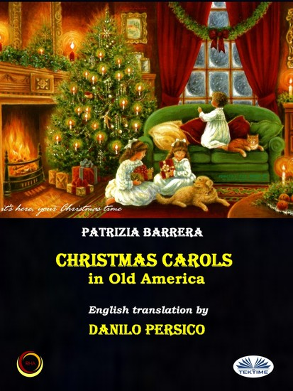 Christmas Carols In Old America - cover