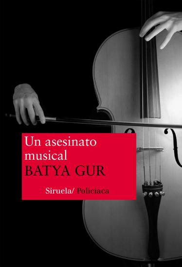 Un asesinato musical - Un caso barroco - cover