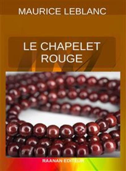 Le Chapelet rouge - cover