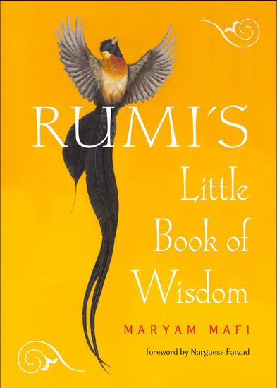 Rumi's Little Book of Wisdom - cover