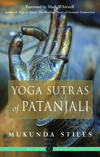 Yoga Sutras of Patanjali - cover