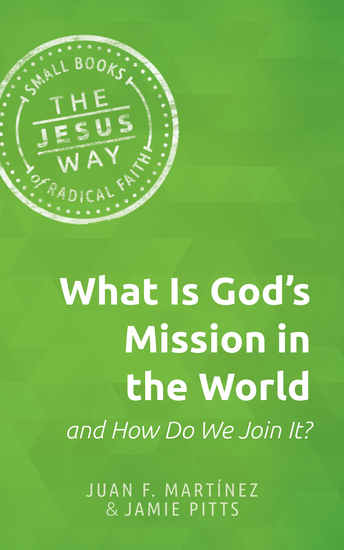 What is God's Mission in the World and How Do We Join It? - cover