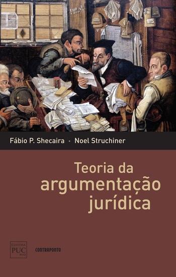 Teoria da argumentação jurídica - cover