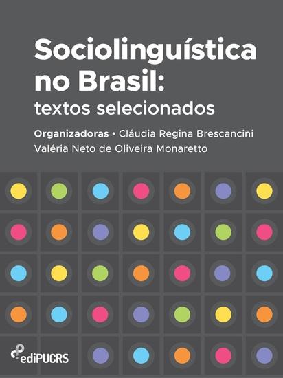 Sociolinguística no Brasil - textos selecionados - cover