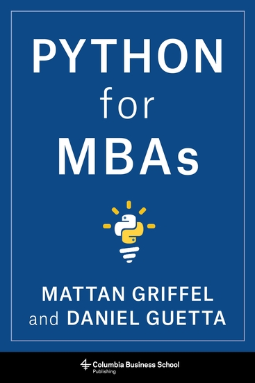 Python for MBAs - cover