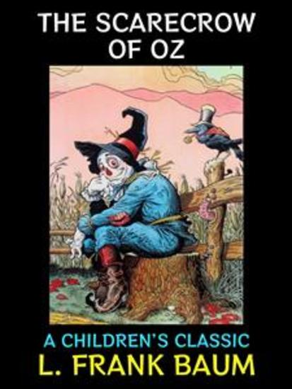 The Scarecrow of Oz - A Children's Classic - cover