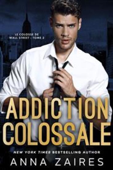 Addiction colossale - cover