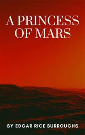 A Princess of Mars - Annotated - cover