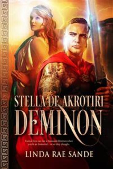 Stella De Akrotiri: Deminon - cover
