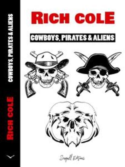 Cowboys Pirates & Aliens - cover