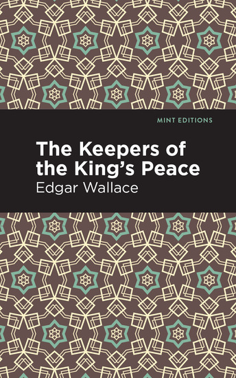 The Keepers of the King's Peace - cover