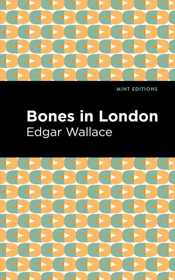 Bones in London - cover