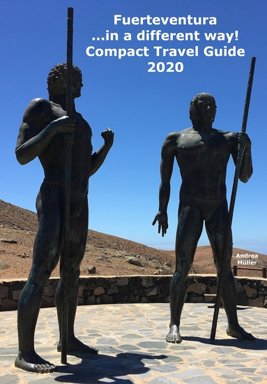 Fuerteventura in a different way! Compact Travel Guide 2020 - cover