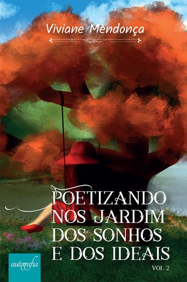 Poetizando no jardim dos sonhos e ideais - cover