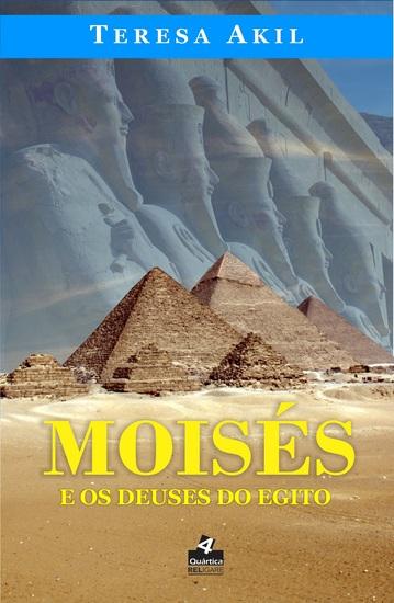 Moisés e os deuses do Egito - cover