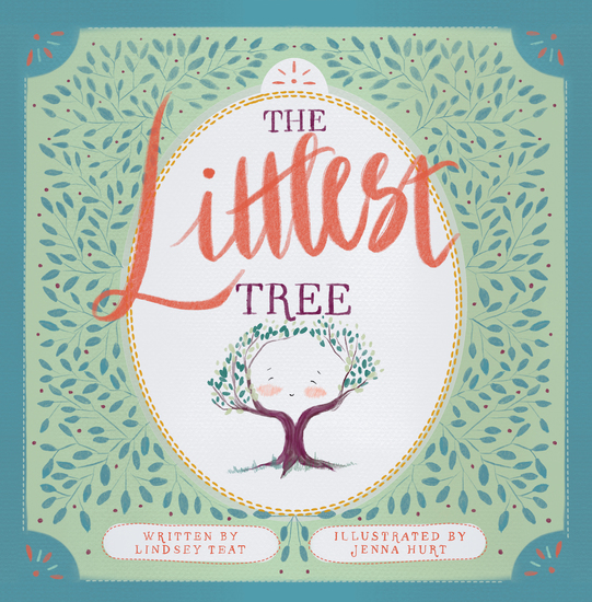 The Littlest Tree - cover