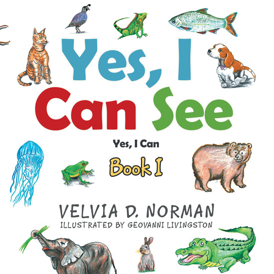 Yes I Can See - Book I - cover