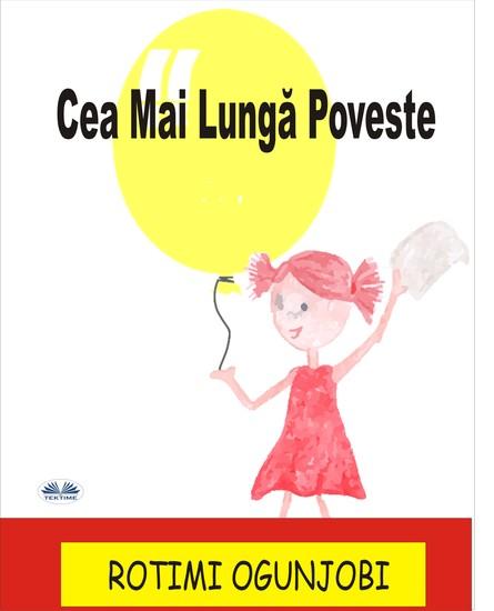 Cea Mai Lungă Poveste - cover
