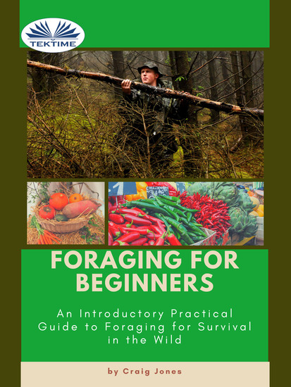 Foraging For Beginners - A Practical Guide To Foraging For Survival In The Wild - cover