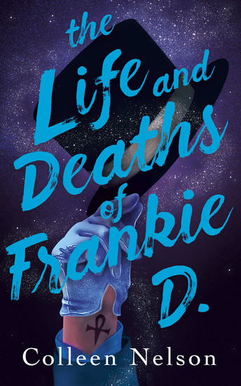 The Life and Deaths of Frankie D - cover