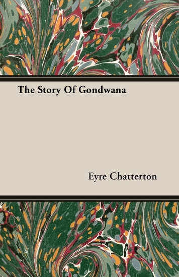 The Story Of Gondwana - cover