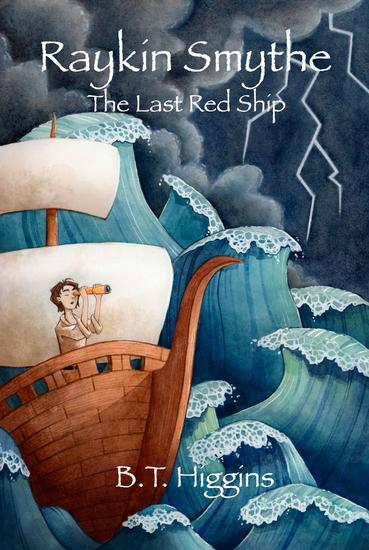 Raykin Smythe - The Last Red Ship - cover