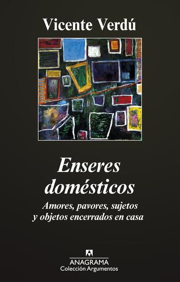 Enseres domésticos - cover