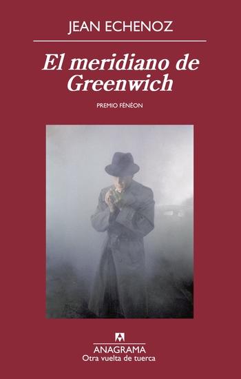 El meridiano de Greenwich - cover