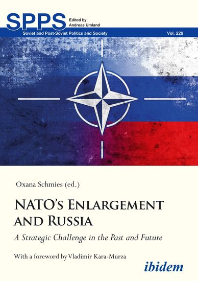NATO's Enlargement and Russia - A Strategic Challenge in the Past and Future - cover
