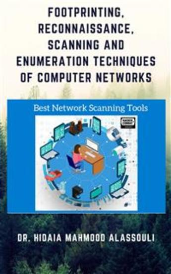 Footprinting Reconnaissance Scanning and Enumeration Techniques of Computer Networks - cover