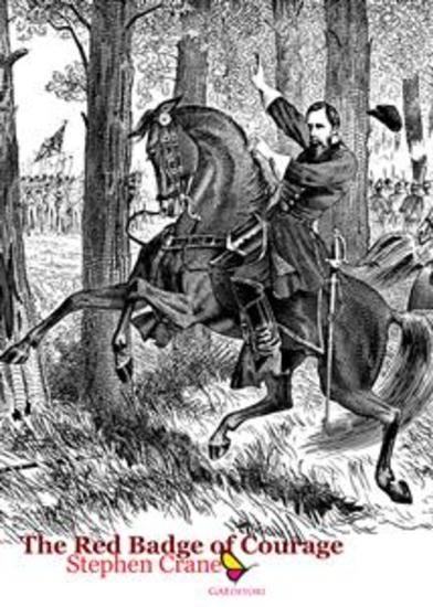 The Red Badge of Courage - An Episode of the American Civil War - cover