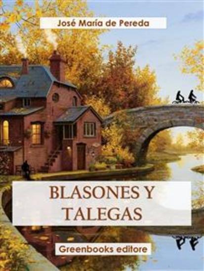 Blasones y talegas - cover