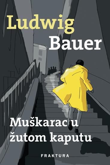 Muškarac u žutom kaputu - cover