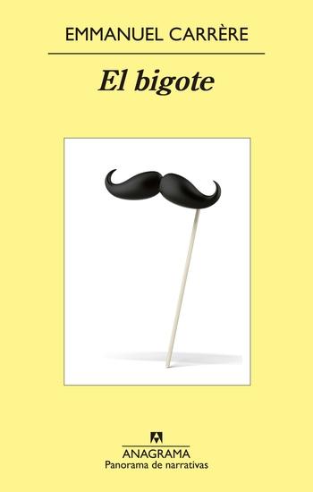 El bigote - cover
