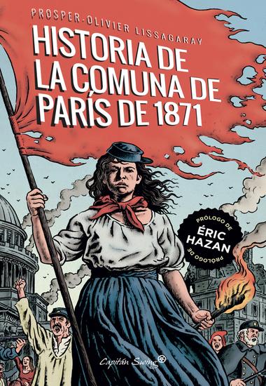 La historia de la comuna de París de 1871 - cover