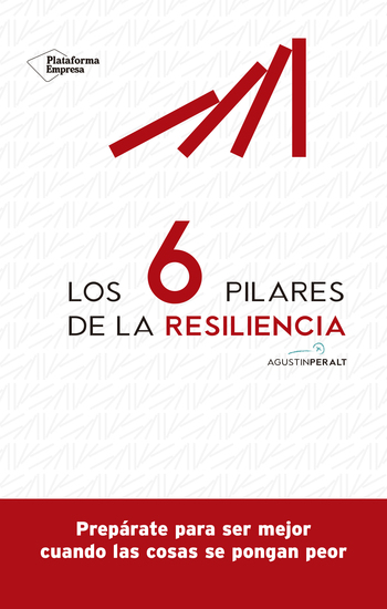 Los 6 pilares de la resiliencia - cover