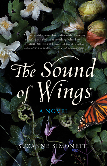 The Sound of Wings - A Novel - cover