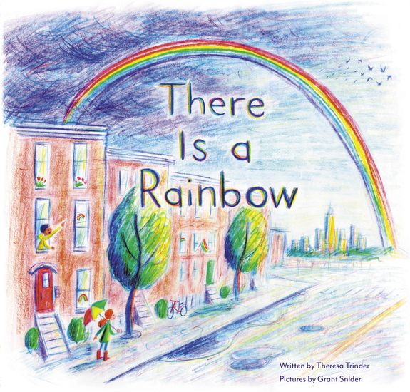 There Is a Rainbow - cover
