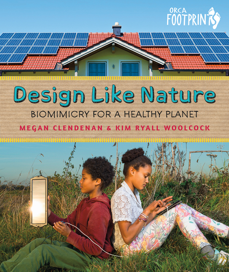 Design Like Nature - Biomimicry for a Healthy Planet - cover